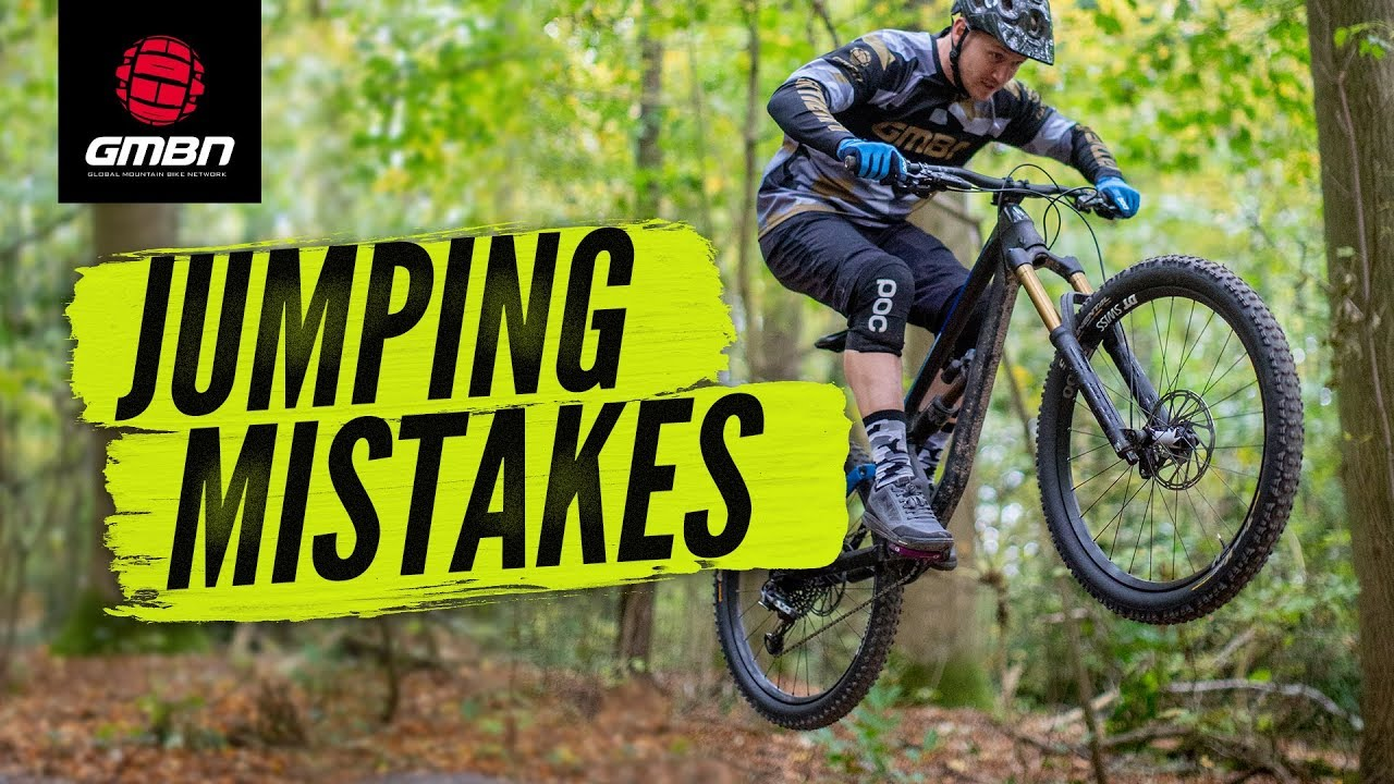 6 erreurs à ne pas commettre lors d'un saut