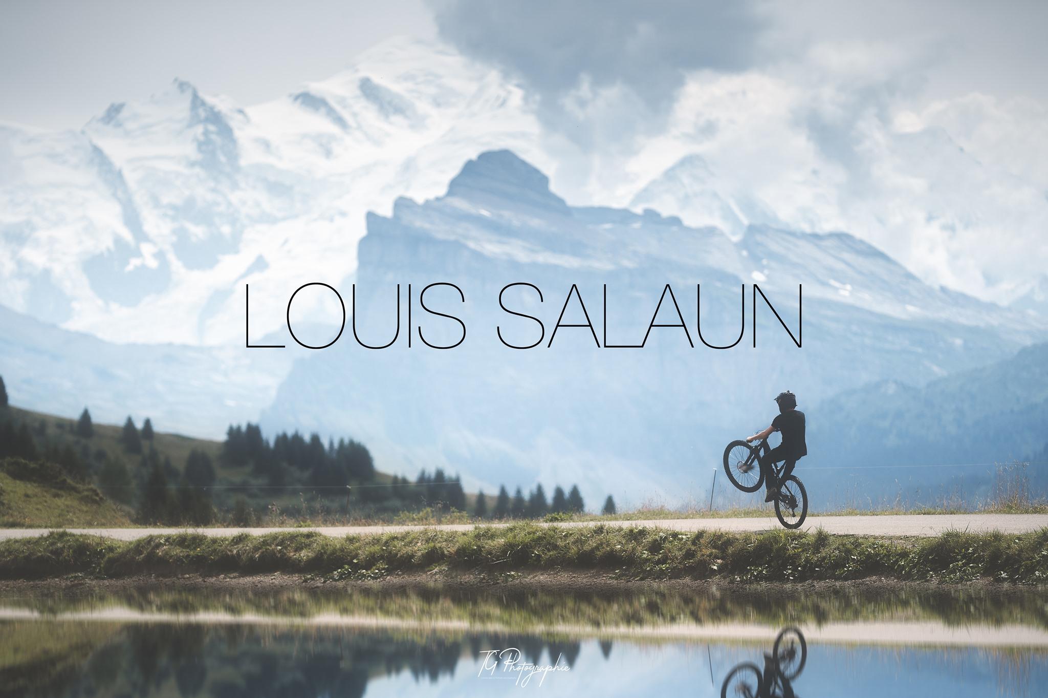 Dans la roue de Louis Salaün