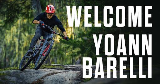 Yoann barelli devient un guerilla gravity riders