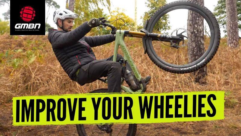 Apprenez le wheeling avec Neil Donoghue